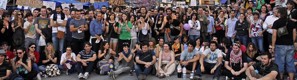 Puerta del Sol, 15 M 20111