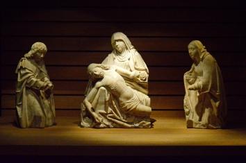 Piedad, Museo de Segovia