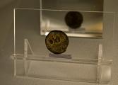 Un euro romano encontrado en el Eresma