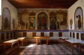 El refectorio del monasterio de San Antonio el Real