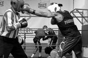 """""""El boxeo es vida, vive duro"""""""
