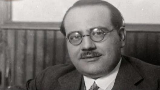 Juan Negrín, fisiólogo y profesor, presidente del Gobierno de la República