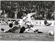Arconada no era un cualquiera, ¿qué se creía el Manito? Febrero, 1988, Estadio Bernabeu.