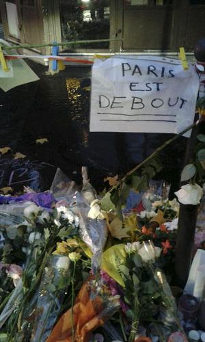 Crónica de Ana María Pulido desde París