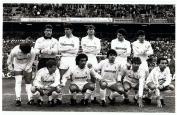 Sí, era él, el Manito se pasó al enemigo. Estadio Bernabeu, febrero,1988