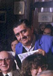 Una velada de café de Rafael Alonso Solís