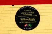 Corner entre Northumberland Street y Shankilld Road, en Belfast