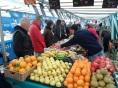 Le marché à Saint Germain en Laye.