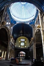 Interior de la catedral en Mejorada del Campo