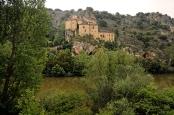 San Saturio, donde los iluminados de la fe son consentidos en sus arrebatos místicos desde tiempos ignotos.