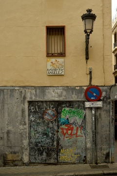 La Costanilla de los Ángeles, la calle donde vivían Francisco de Bringas y Rosalía la Pipaón, en la novela Tormento.