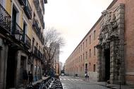La Calle Conde Duque, paisaje donde se desarrolla Miau.