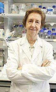 Margarita Salas, una científica luchadora